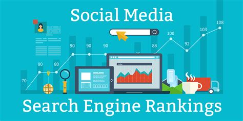 How To Search For On Social Media Social Media And Search Engine Rankings Pridham