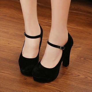 Sandal Wedges Tali Slop Sol Karet Wg06 berbagai jenis sepatu wanita mall indonesia