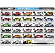 BTCC Spotters Guide  2008 By Andyblackmoredesign On DeviantArt