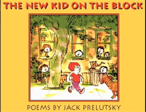 the new kid on the block living books wiki