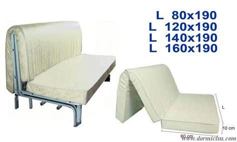 divano letto con materasso ortopedico materasso ortopedico per prontoletto d21r dormicisu