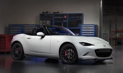 Mx 5 Club Edition by Mazda Mx 5 Club Edition To Debut At Nyias