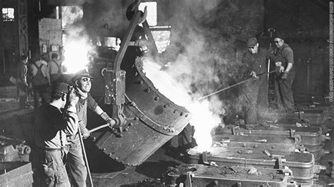 steel mill workers stock photos steel mill workers stock images alamy when american steel was king