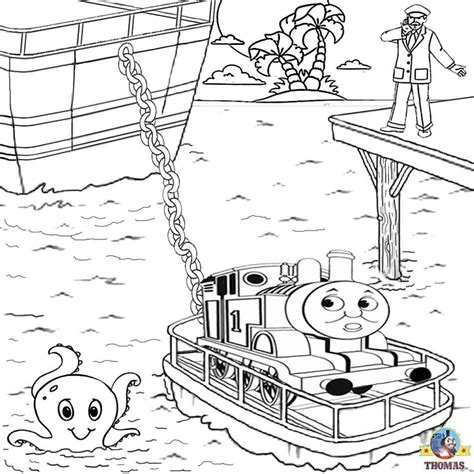 salty train coloring page salty the train coloring pages