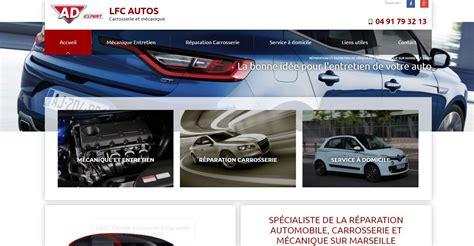 site sur mesure pour carrosserie automobile 224 marseille
