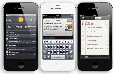 seit wann gibt es das iphone 4s das neue iphone 4s ist da kemmerzell media