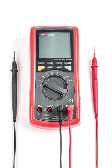 measure voltage across resistor multimeter multimeter basics measuring voltage resistance and current make