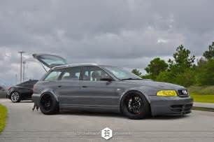 Audi S4 B5 Specs Grey Widebody B5 Audi Avant 2 7tt Rpf1 Slammed Society At