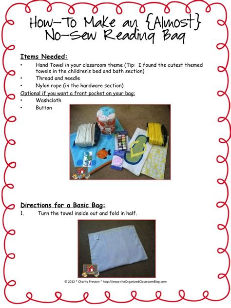 25 best ideas about book bags classroom on pinterest