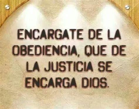 imagenes la justicia de dios enc 225 rgate de la obediencia que de la justicia se encarga