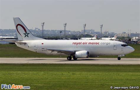 boeing 737 3m8 sf cn rox royal air maroc ram cargo par jean marc david pictaero
