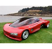 Old Concept Cars Peugeot Proxima