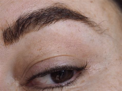 tattoo eyebrows by maybelline maybelline tattoo brow easy peel off tint review