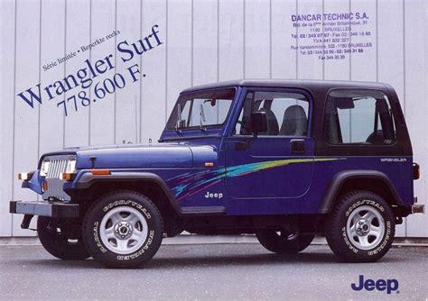 vintage jeep wrangler 133 best jeep vintage brochure images on jeep