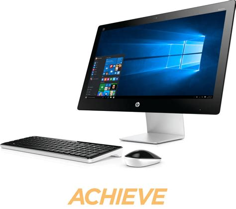 buy hp pavilion 23 q105na touchscreen all in one pc
