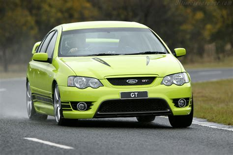 ford bf falcon fpv gt images specifications  information
