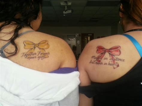 tattoo meaning together forever quot together forever never apart maybe in distance but never