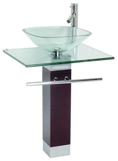 p trap bathroom sink tempered glass faucet pedestal sink p trap drain combo modern bathroom sinks