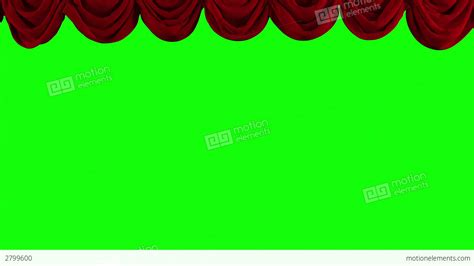 curtains that go up and down red austrian stage curtain go up and down stock animation