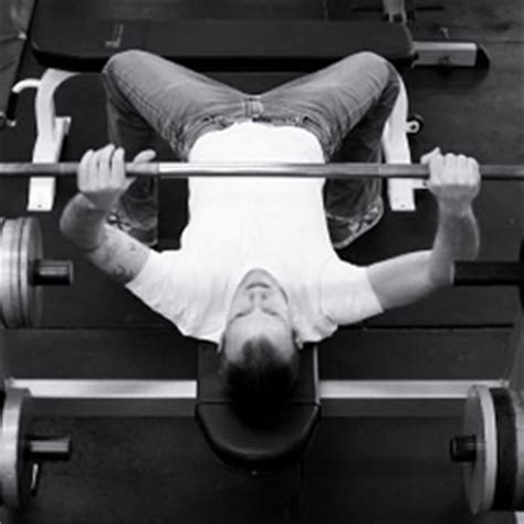 increase your bench press positioning is key bench press tips askmen