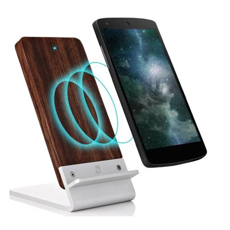 Cover Ume Eco Nokia 3 cooper ecostand qi wireless wood 3 coil charging stand for smartphones tablet2cases