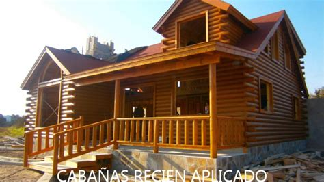 planos de casas de madera de una planta