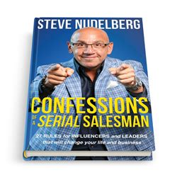steve nudelberg publishes book confessions of a