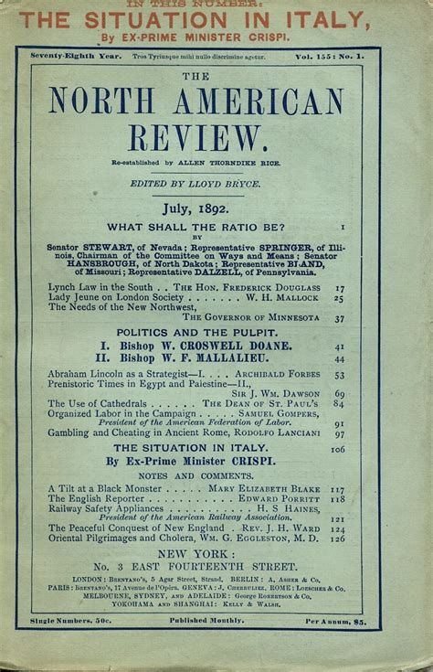 An American Review Typewriter Ads From The American Review July 1892