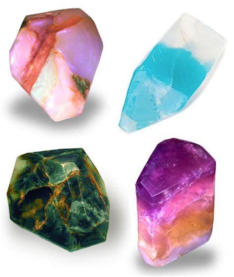 Soaprocks Gemstone Soaps by Signed By Tina Diy Soap Gems