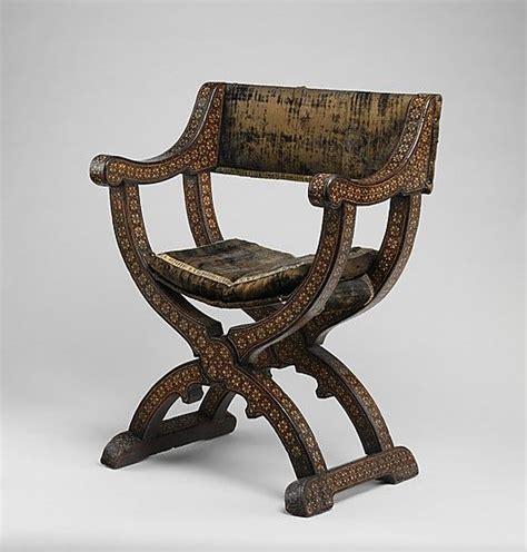 sillon in spanish 15th c spanish granada chair folding al andalus sca