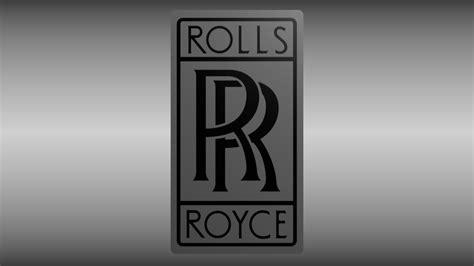 roll royce logo rolls royce logo free 3d model obj blend cgtrader com
