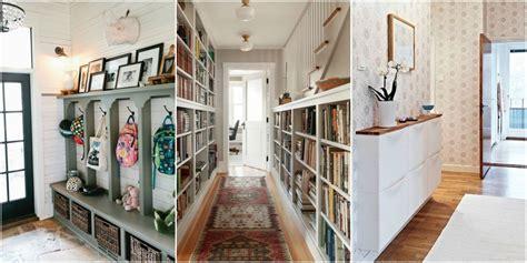 Flur Aufbewahrung Ideen by Hallway Storage Ideas Better Uses For Hallways