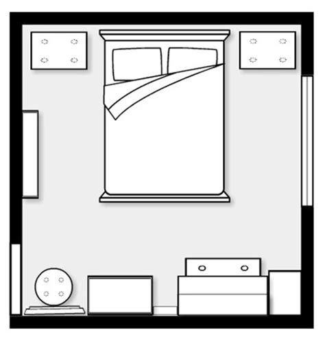 Modern Floor Plan by Slaapkamer Inrichten Slaapkamer Idee 235 N