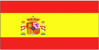 Printable Spain Flag Spain Flag Printables