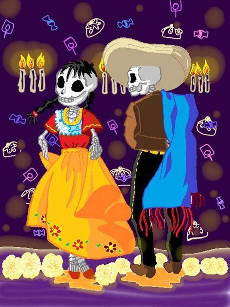 imagenes halloween y dia de muertos im 225 genes ilustraciones y dibujos para d 237 a de muertos