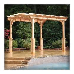 8 X 10 Pergola Plans by 10 X10 Gazebo Plans Free Submited Images