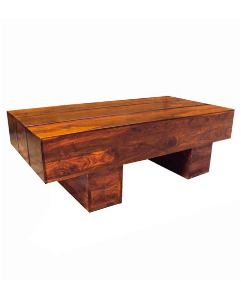 solid wood log coffee table buy solid wood log coffee
