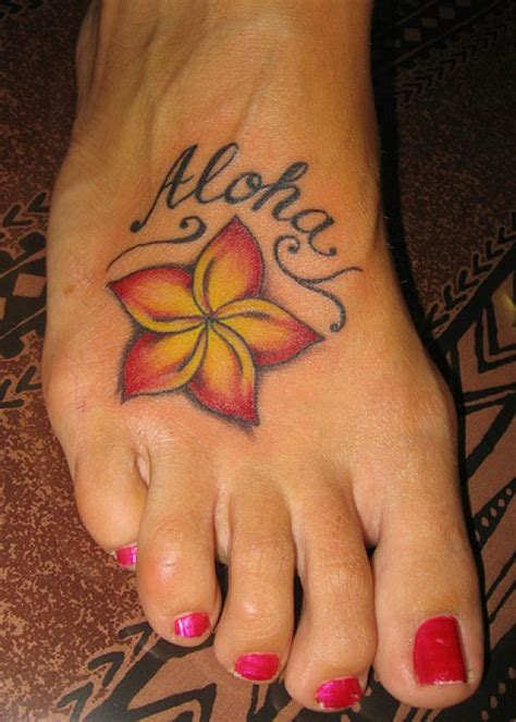 pretty tattoo designs for feet 15 foot designs for