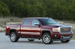 2014 gmc sierra 1500 denali crewcab front three quarters 344087 photo