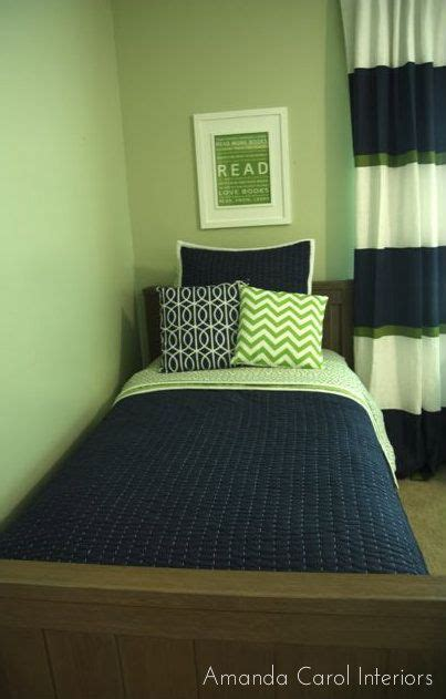 navy and green bedroom navy quilts with pink or purple sheets and pillows for cam