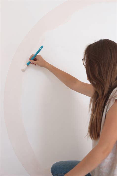 Realiser Une Tete De Lit by Comment R 233 Aliser Une T 234 Te De Lit Ronde En Peinture