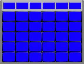 jeopardy board template blank jeopardy board 1991 by wheelgenius on deviantart