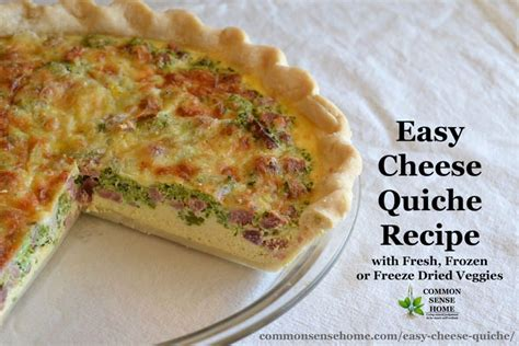 printable quiche recipes easy cheese quiche recipe with fresh frozen or freeze