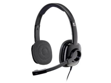 Headset Logitech H250 logitech stereo headset h250 price in pakistan specifications features reviews mega pk