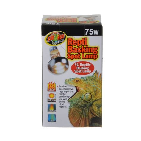 zoo med light bulbs zoo med zoo med repti basking spot l with uva reptile