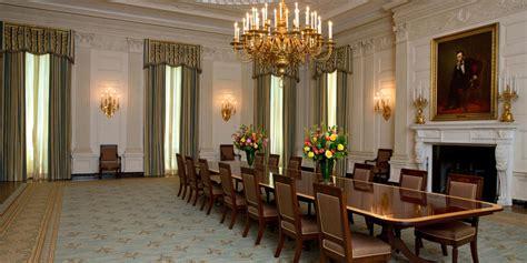 Obama Dining Room Makeover Redecorări 238 N Casa Albă Blogul Cristinei Bazavan