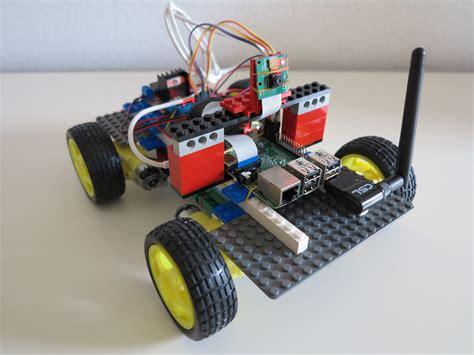 Cars Robot Be A Cars Robots robot built of lego bricks with a raspberry pi custom