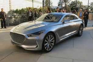 photo gallery hyundai vision g coupe concept previews a
