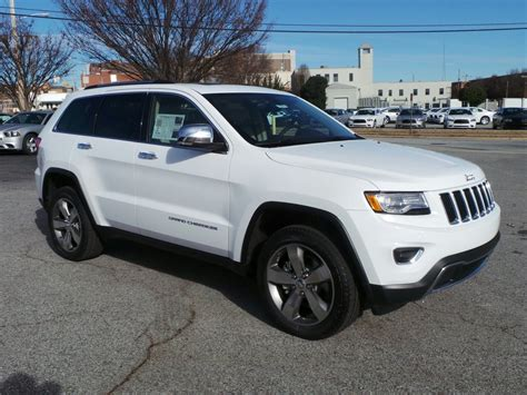 2014 Jeep Grand Specs 2014 Jeep Grand Wl Pictures Information And