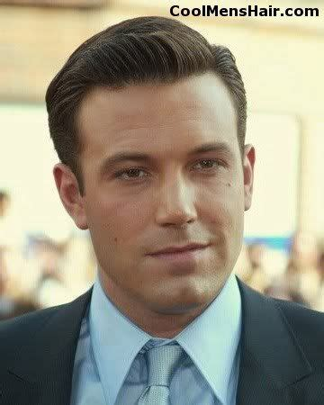 conservative mens haircuts photo of ben affleck conservative hairstyle hairstyles